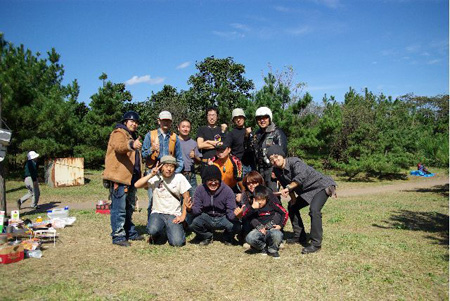 17th VIBES MEETING in 柏崎 2009 10月12日(月・祝)